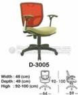 Kursi Sekretaris & Staff Indachi D-3005