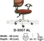 Kursi Sekretaris & Staff Indachi D-3007 AL
