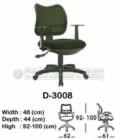 Kursi Sekretaris & Staff Indachi D-3008