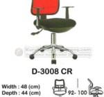 Kursi Sekretaris & Staff Indachi D-3008 CR