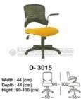 Kursi Sekretaris & Staff Indachi D-3015