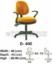 Kursi Sekretaris & Staff Indachi D-400