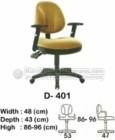Kursi Sekretaris & Staff Indachi D-401