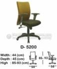 Kursi Sekretaris & Staff Indachi D-5200