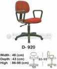 Kursi Sekretaris & Staff Indachi D-920