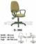 Kursi Sekretaris & Staff Indachi D-960
