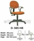 Kursi Sekretaris & Staff Indachi D-985 HB