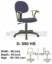Kursi Sekretaris & Staff Indachi D-990 HB