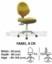 Kursi Sekretaris & Staff Indachi Fabel II CR