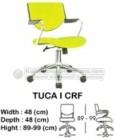 Kursi Sekretaris & Staff Indachi Tuca I CRF