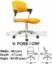 Kursi Sekretaris & Staff Indachi V-Pose I CRF