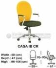 Kursi Sekretaris & Staff Indachi Casa IB CR