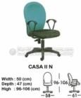 Kursi Sekretaris & Staff Indachi Casa II N