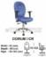 Kursi Sekretaris & Staff Indachi Corum I CR