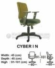 Kursi Sekretaris & Staff Indachi Cyber I N