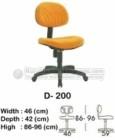 Kursi Sekretaris & Staff Indachi D-200