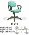 Kursi Sekretaris & Staff Indachi D-210