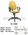 Kursi Sekretaris & Staff Indachi D-220