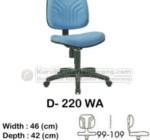 Kursi Sekretaris & Staff Indachi D-220 WA