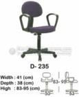 Kursi Sekretaris & Staff Indachi D-235