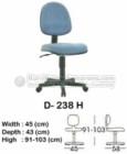 Kursi Sekretaris & Staff Indachi D-238 H