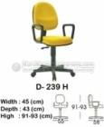 Kursi Sekretaris & Staff Indachi D-239 H