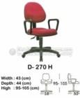 Kursi Sekretaris & Staff Indachi D-270 H