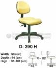 Kursi Sekretaris & Staff Indachi D-290 H