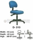 Kursi Sekretaris & Staff Indachi D-310