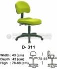 Kursi Sekretaris & Staff Indachi D-311