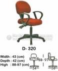 Kursi Sekretaris & Staff Indachi D-320