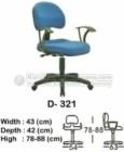 Kursi Sekretaris & Staff Indachi D-321